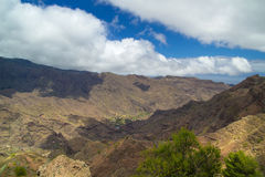 La Gomera, Canary islands Royalty Free Stock Images