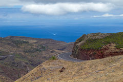 La Gomera, Canary islands Stock Images