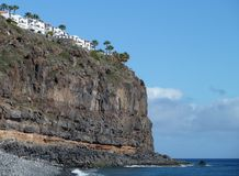 La Gomera Royalty Free Stock Image
