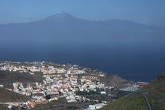La Gomera coastline Stock Photography