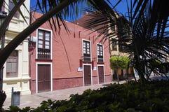 LA GOMERA DE SAN SEBASTIÁN DE; Canarias, España Imagen de archivo libre de regalías