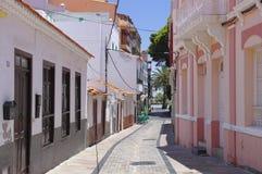 La Gomera de San Sebastian de Imagenes de archivo