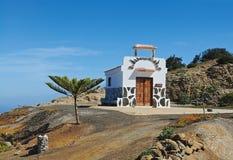 La Gomera - Ermita de Coromoto Fotografía de archivo