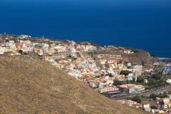 La Gomera, Ilhas Canárias, cidade principal San Sebastian de La Gomera Foto de Stock