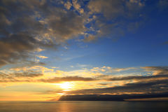 La Gomera-Insel Stockfotografie