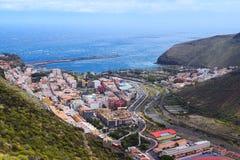 La Gomera island Royalty Free Stock Photography