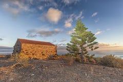 La Gomera landscape Royalty Free Stock Image