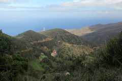 La Gomera landscape Stock Photos
