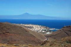 La Gomera, Ténérife Images stock