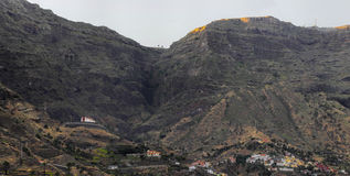 La Gomera. Valle Gran Rey Royalty Free Stock Photo