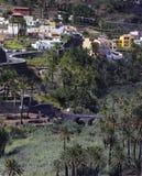 La Gomera. Valle Gran Rey Royalty Free Stock Photography