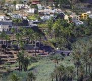 La Gomera. Valle Gran Rey Royalty Free Stock Images