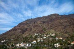 La Gomera, Valle Gran Rey Royalty Free Stock Photo