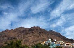 La Gomera, Valle Gran Rey Royalty Free Stock Photos