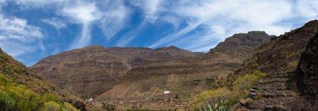 La Gomera, Valle Gran Rey Royalty Free Stock Image