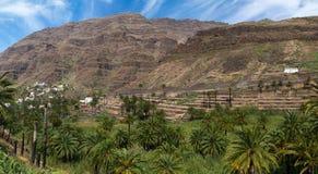 La Gomera, Valle Gran Rey Stock Image