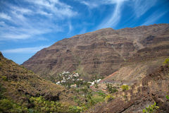 La Gomera, Valle Gran Rey Stock Photos