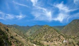 La Gomera, Vallehermoso Royalty Free Stock Photos