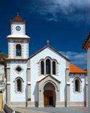 La Gomera, Vallehermoso village Royalty Free Stock Images