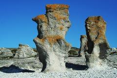 La Gotland Fotografia Stock