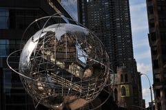 La goutte du monde en cercle de Columbus Photo libre de droits