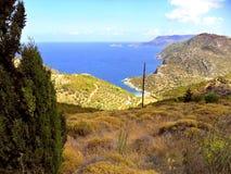 La Grèce, île Skiathos Photographie stock libre de droits