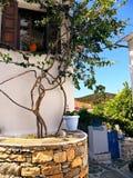 La Grèce, île Skiathos Photos stock