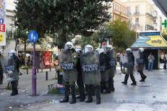 La Grèce, Athènes, 18 octobre 2012 Photographie stock