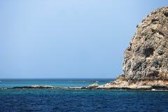 La Grèce côtière, belle photo de la Grèce Image stock