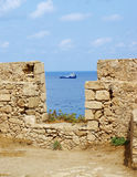 La Grèce, Crète, Retimno. Photographie stock libre de droits