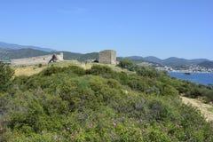 La Grèce, Eastmacedonia, Kavala images libres de droits