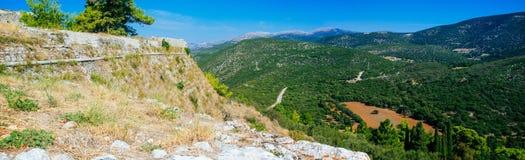 La Grèce-Kefalonia beauty2 montagneux photo libre de droits