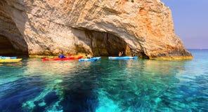La Grèce, l'île de Zakynthos Photos libres de droits