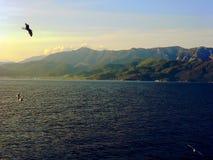 La Grèce, l'île Thasos Photos libres de droits