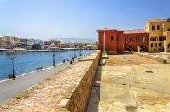 La Grèce - la Crète - le Chania Photographie stock
