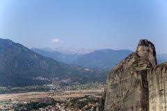 La Grèce. Meteora Images libres de droits