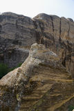 La Grèce. Meteora Photos stock