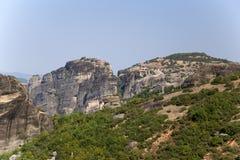La Grèce. Meteora Photo libre de droits