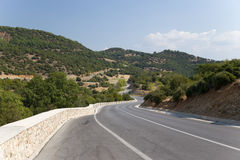 La Grèce. Meteora Photo stock