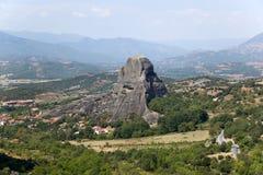 La Grèce. Meteora Images stock