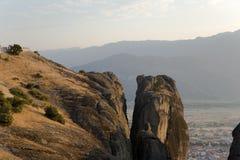La Grèce. Meteora Photographie stock libre de droits