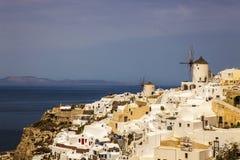 la Grèce oia Photo stock