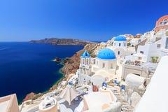 La Grèce Santorini images libres de droits