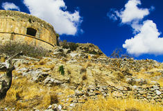 La Grèce Santorini Image libre de droits