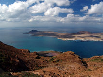 La graciosa 001 Royalty Free Stock Photography
