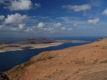 La Graciosa 002 Royalty Free Stock Images