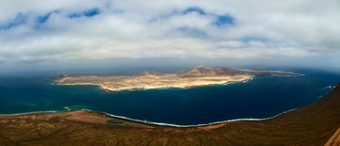 La Graciosa Stockbilder