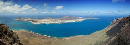 La Graciosa Island, Lanzarote Royalty Free Stock Photo