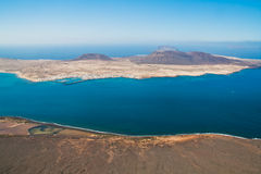 La Graciosa Royalty Free Stock Images