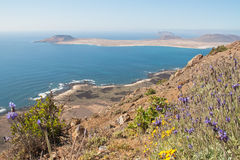 La Graciosa Royalty Free Stock Photos
